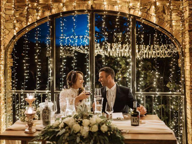 Il matrimonio di Nicola e Sara a Nibbiano, Piacenza 56