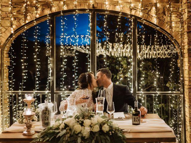 Il matrimonio di Nicola e Sara a Nibbiano, Piacenza 57