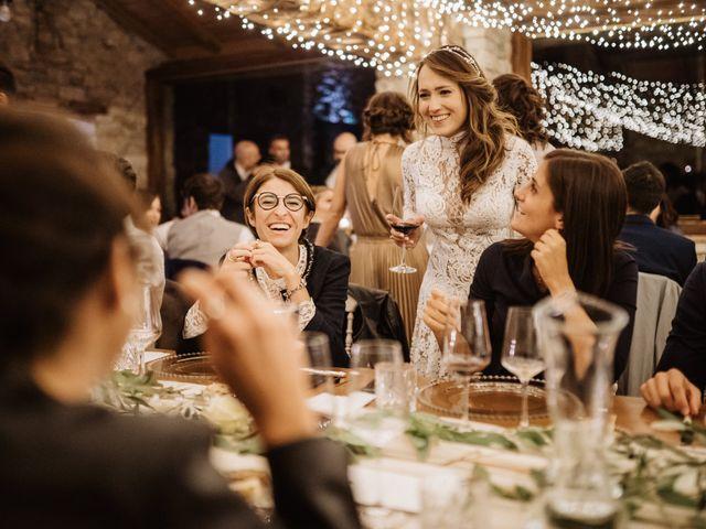Il matrimonio di Nicola e Sara a Nibbiano, Piacenza 59
