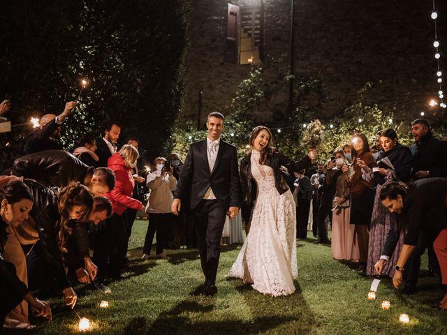 Il matrimonio di Nicola e Sara a Nibbiano, Piacenza 63