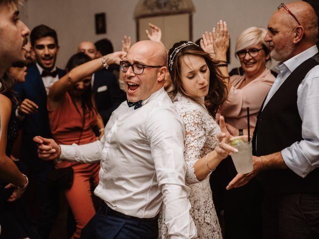Il matrimonio di Nicola e Sara a Nibbiano, Piacenza 74