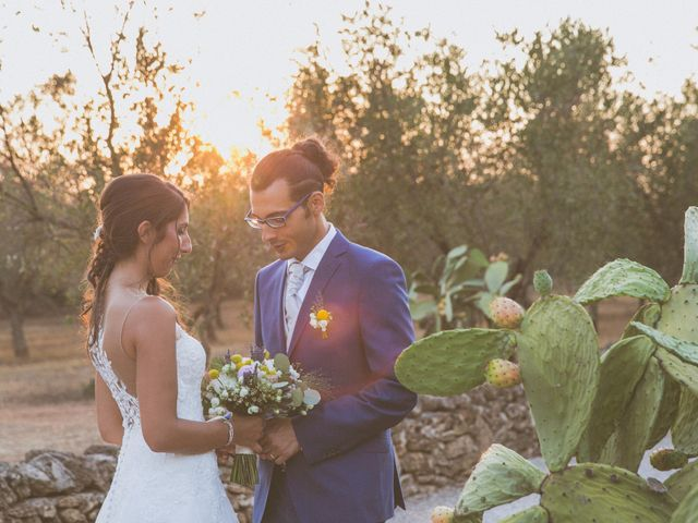Le nozze di Tania e Marco