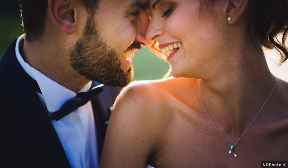 Il matrimonio di Mario e Tania a Pescia, Pistoia