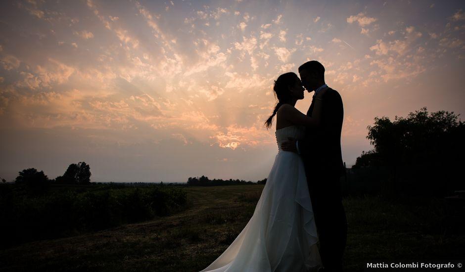 Il matrimonio di Alessandro e Alice a Pavia, Pavia