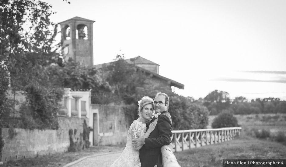 Il matrimonio di Andrea e Maria Grazia a Arena Po, Pavia
