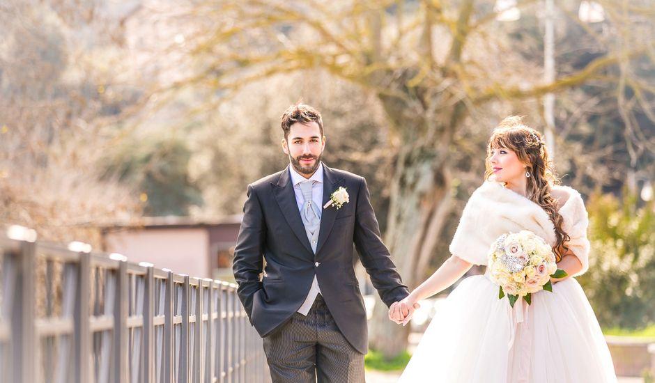 Il matrimonio di Flavia e Samir a Roma, Roma