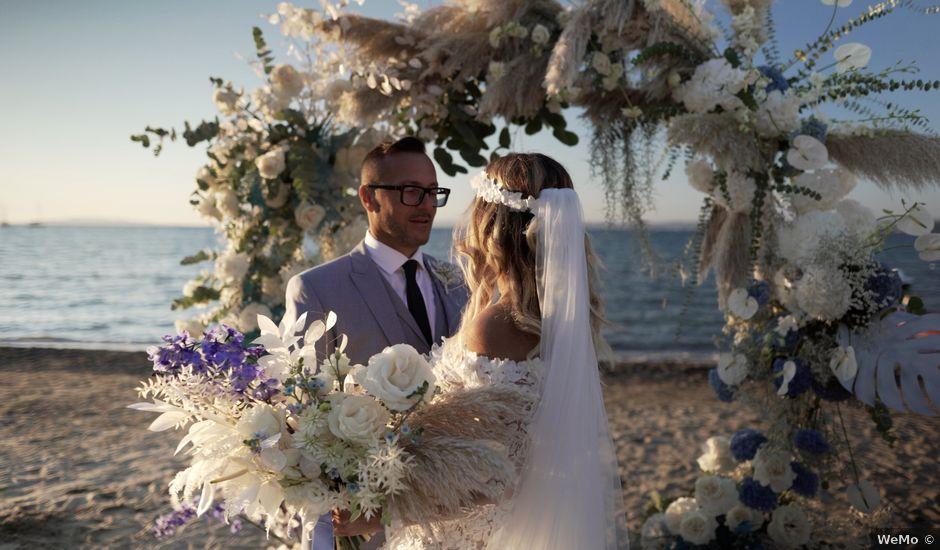 Il matrimonio di Diego e Federica a Castiglione della Pescaia, Grosseto