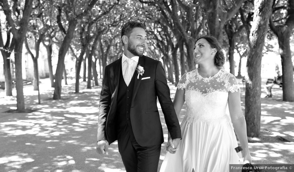 Il matrimonio di Gianluca e Adriana a Bari, Bari