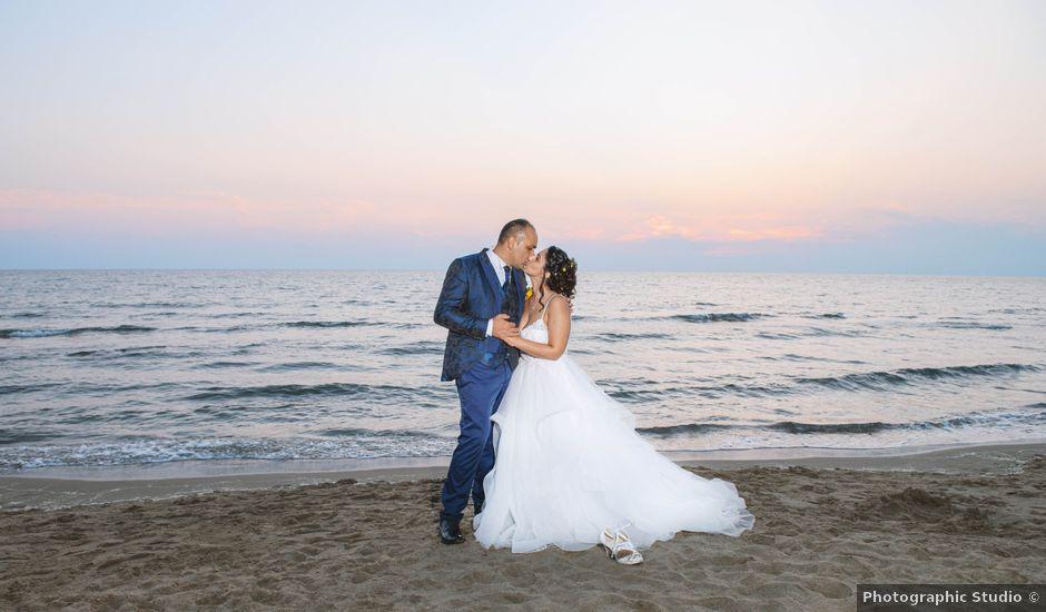 Il matrimonio di Carmen e Germano a Capaccio Paestum, Salerno