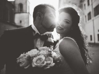 Le nozze di Francesco e Erica