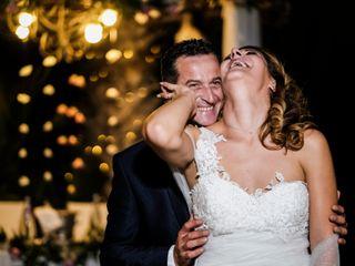 Le nozze di Roberta e Fabio