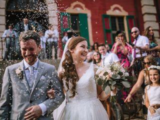 Le nozze di Selenia e Matthew