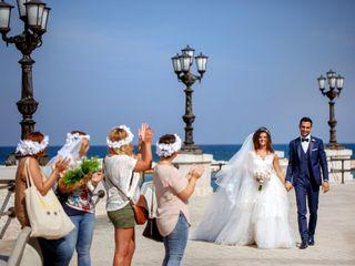 Le nozze di Mariateresa e Massimiliano
