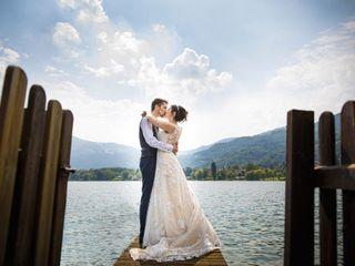 Le nozze di Marilena e Daniele