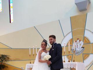 Le nozze di Alessia e Simone 1