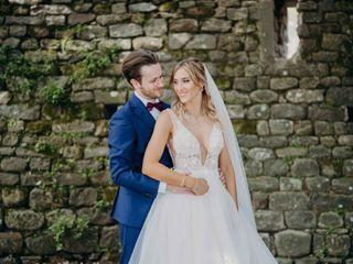 Le nozze di Rossella e Jadyn