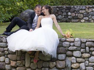 Le nozze di Cristina e Giancarlo