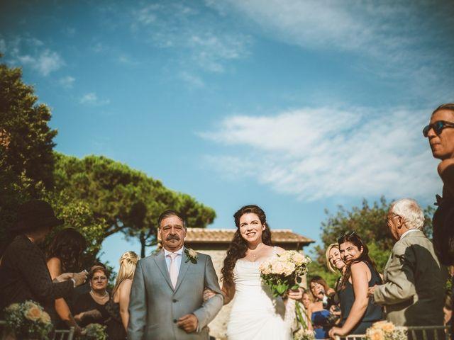 Il matrimonio di Erica e Francesco a Viterbo, Viterbo 30