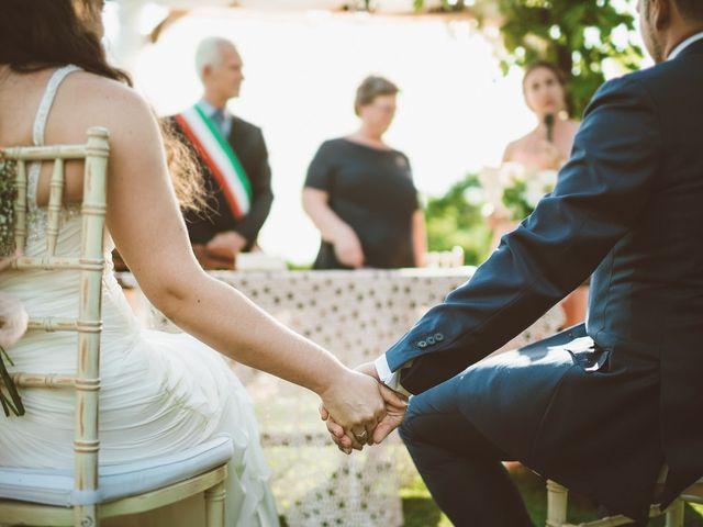 Il matrimonio di Erica e Francesco a Viterbo, Viterbo 32