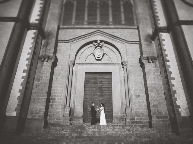 Il matrimonio di Erica e Francesco a Viterbo, Viterbo 44