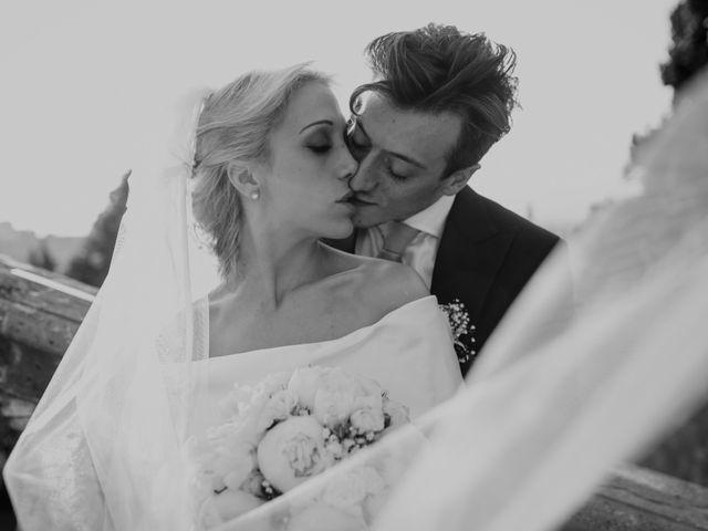 le nozze di Camilla e Michele