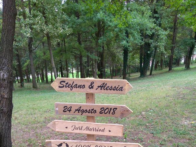 Il matrimonio di Alessia e Stefano a Villafranca d'Asti, Asti 8