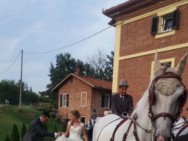 Il matrimonio di Alessia e Stefano a Villafranca d'Asti, Asti 1
