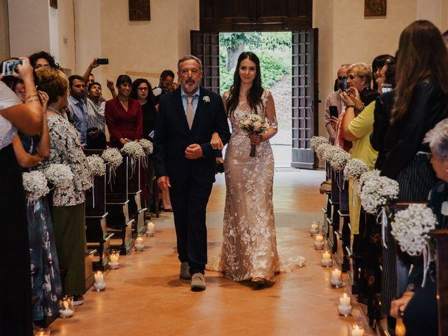 Il matrimonio di Marco e Valentina a Casola Valsenio, Ravenna 28