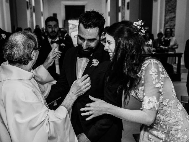 Il matrimonio di Marco e Valentina a Casola Valsenio, Ravenna 40