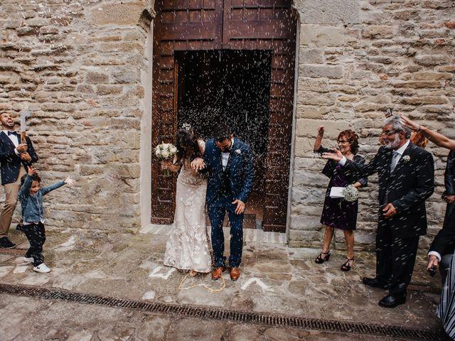 Il matrimonio di Marco e Valentina a Casola Valsenio, Ravenna 43