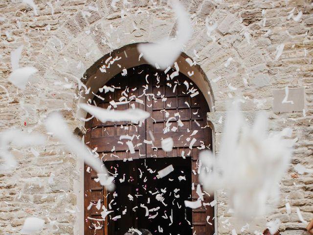Il matrimonio di Marco e Valentina a Casola Valsenio, Ravenna 44