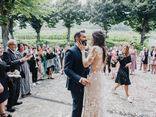 Il matrimonio di Marco e Valentina a Casola Valsenio, Ravenna 45