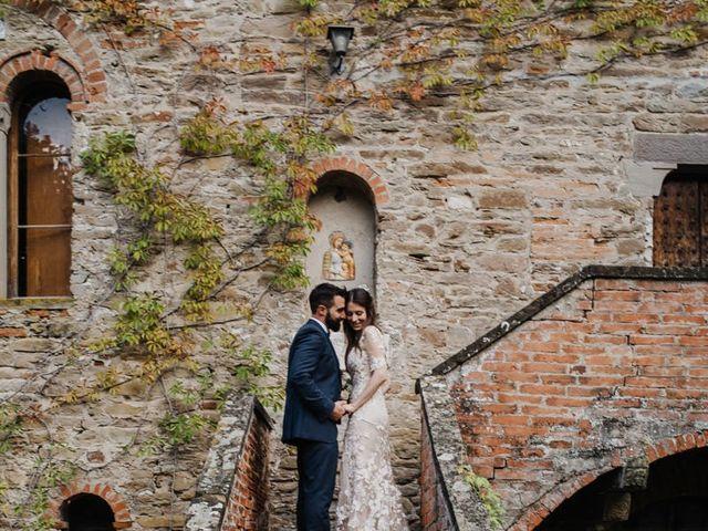 Il matrimonio di Marco e Valentina a Casola Valsenio, Ravenna 50