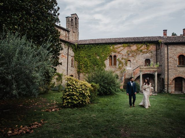 Il matrimonio di Marco e Valentina a Casola Valsenio, Ravenna 51