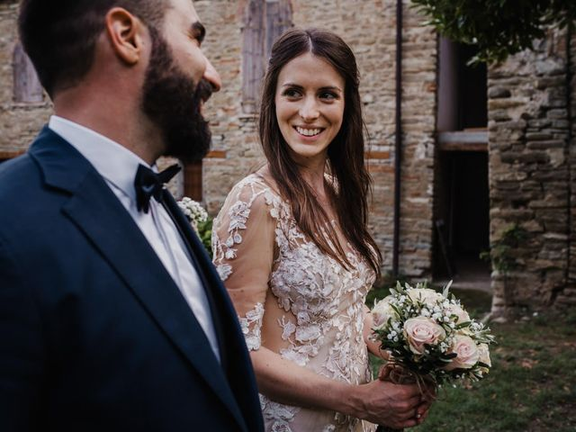 Il matrimonio di Marco e Valentina a Casola Valsenio, Ravenna 55