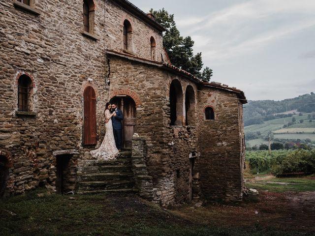 Il matrimonio di Marco e Valentina a Casola Valsenio, Ravenna 54
