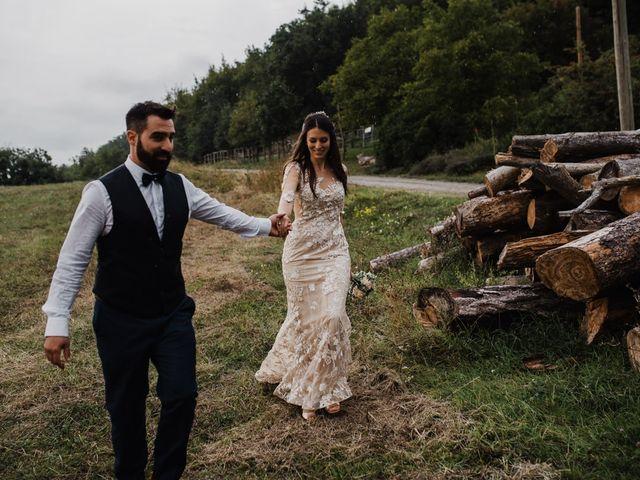 Il matrimonio di Marco e Valentina a Casola Valsenio, Ravenna 61