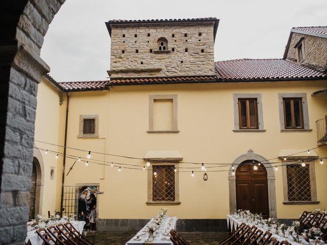 Il matrimonio di Marco e Valentina a Casola Valsenio, Ravenna 63