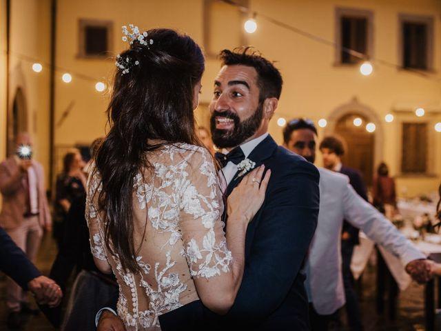 Il matrimonio di Marco e Valentina a Casola Valsenio, Ravenna 67