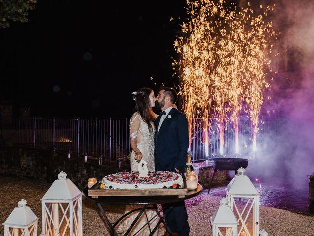 Il matrimonio di Marco e Valentina a Casola Valsenio, Ravenna 73