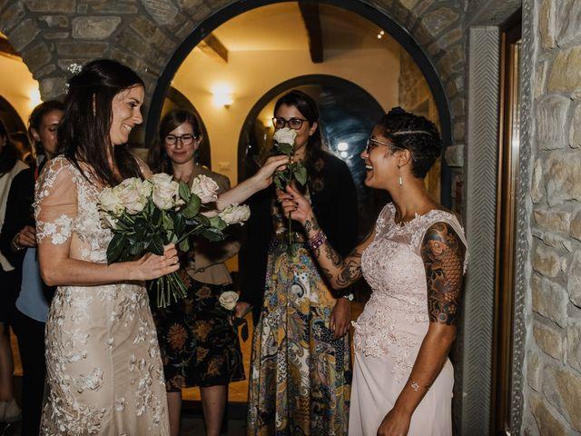 Il matrimonio di Marco e Valentina a Casola Valsenio, Ravenna 75