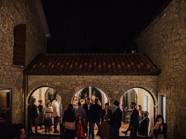 Il matrimonio di Marco e Valentina a Casola Valsenio, Ravenna 76