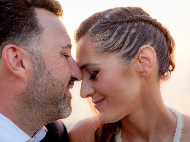 le nozze di Silvia e Cosimo