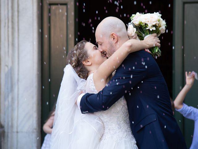 Le nozze di Azzurra e Alessio