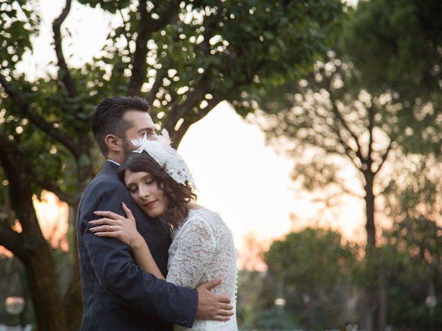 Le nozze di Sefora e Tony