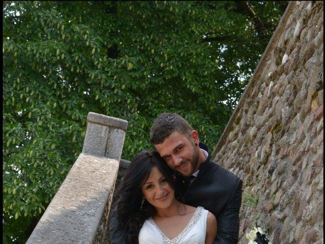 Il matrimonio di Marco e Linda a Volta Mantovana, Mantova 12
