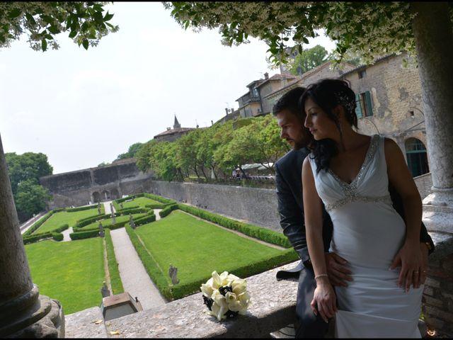 Il matrimonio di Marco e Linda a Volta Mantovana, Mantova 13