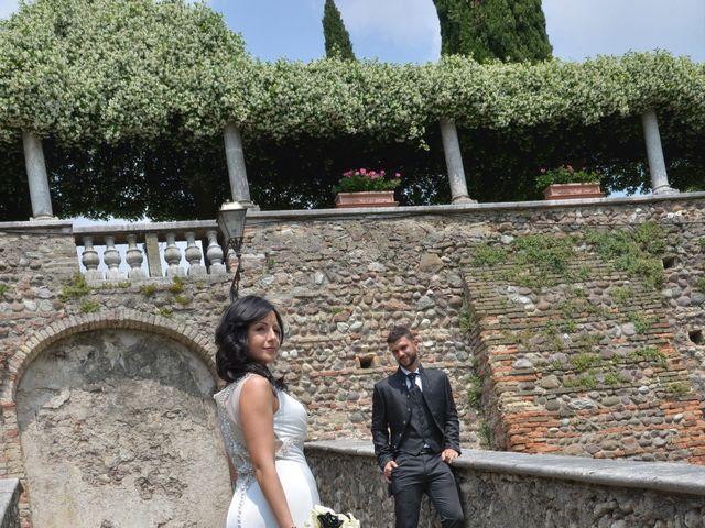 Il matrimonio di Marco e Linda a Volta Mantovana, Mantova 16