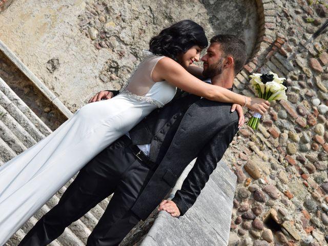 Il matrimonio di Marco e Linda a Volta Mantovana, Mantova 17