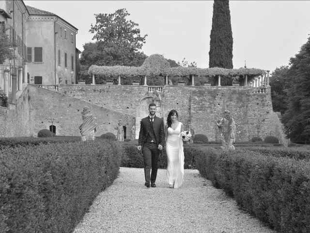 Il matrimonio di Marco e Linda a Volta Mantovana, Mantova 18